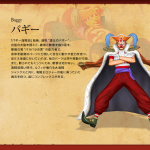 One Piece: Pirate Warriors 2 Buggy Artwork