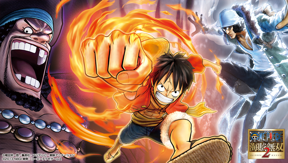 One Piece Pirate Warriors 2 Characters