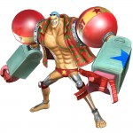 One Piece: Pirate Warriors 2 Franky Artwork