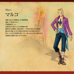 One Piece: Pirate Warriors 2 Marco Artwork