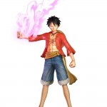 One Piece: Pirate Warriors 2 Monkey D. Luffy Artwork