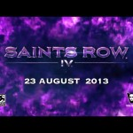 Saints Row 4 Logo Wallpaper