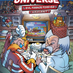 Sonic and Mega Man: When Worlds Collide Eggman and Wily Artwork