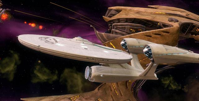 Star Trek 2013 Game Collectibles