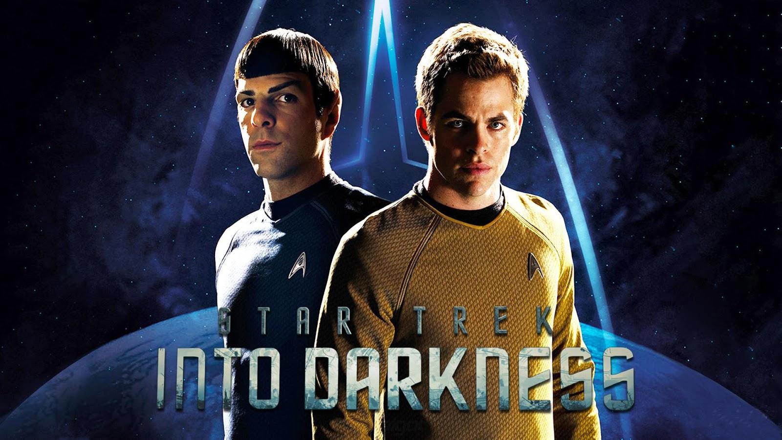 Star Trek 2013 Movie Logo Wallpaper