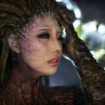 StarCraft 2 Cosplay Queen of Blades
