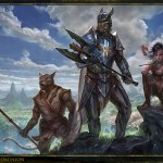 The Elder Scrolls Online Aldmeri Dominion Wallpaper