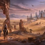The Elder Scrolls Online Alikr Desert Wallpaper
