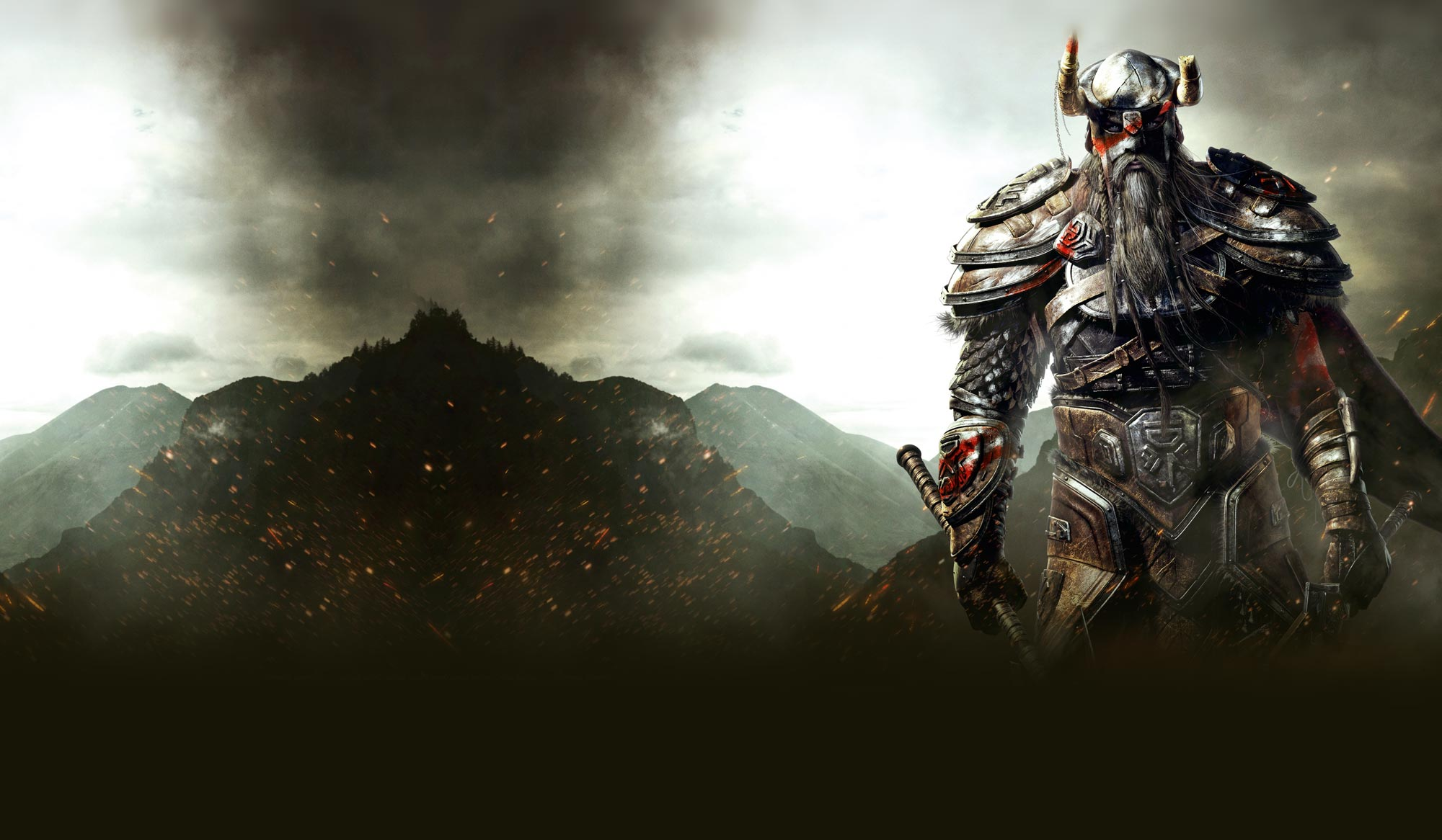 The Elder Scrolls Online Nord Wallpaper