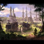 The Elder Scrolls Online Valenwood Wallpaper