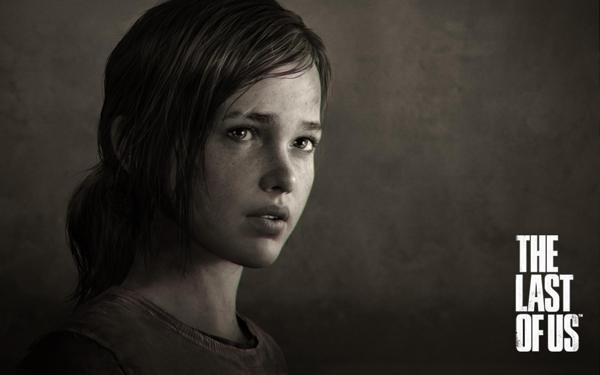 The Last of Us Ellie Wallpaper