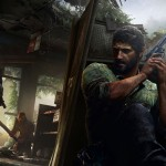 The Last of Us Gun Fight Wallpaper