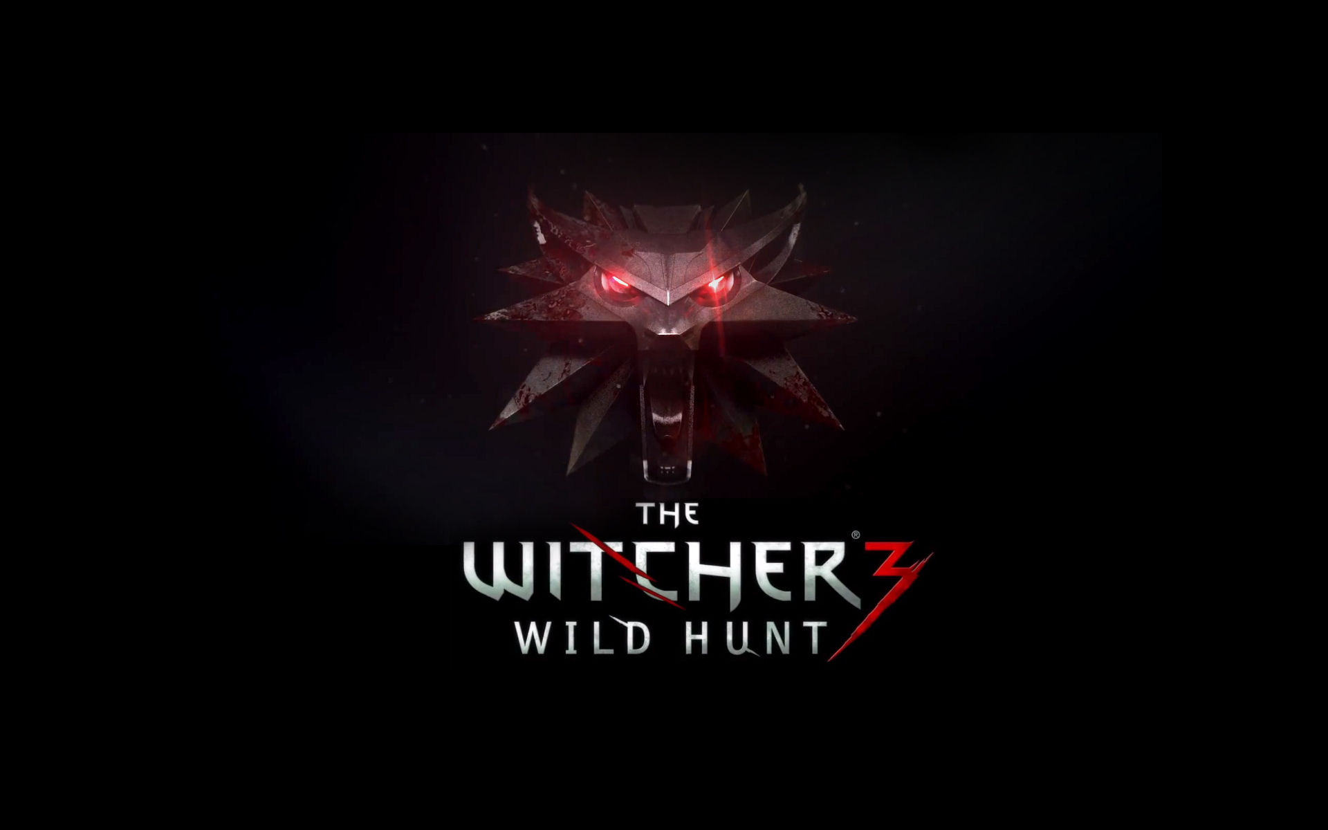 The Witcher 3 Wolf Wallpaper