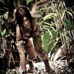 Tomb Raider Cosplay Costume