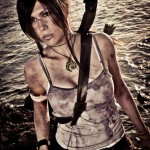 Tomb Raider Cosplay Lara Croft