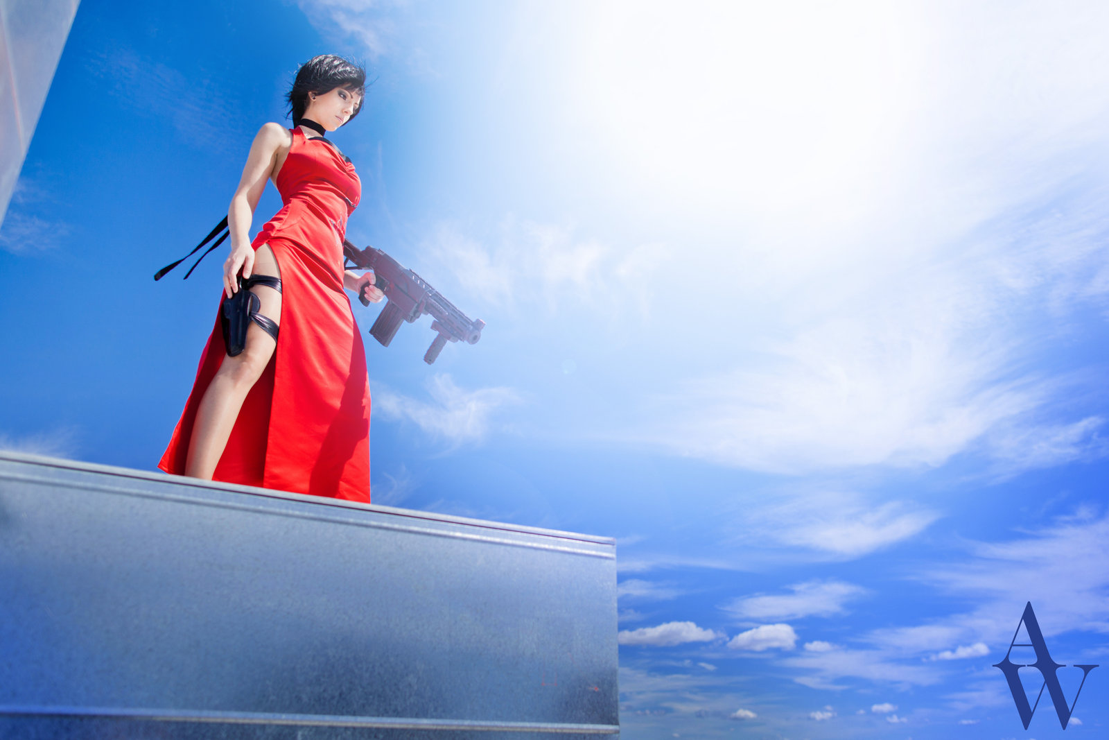 Ada Wong Cosplay Hot