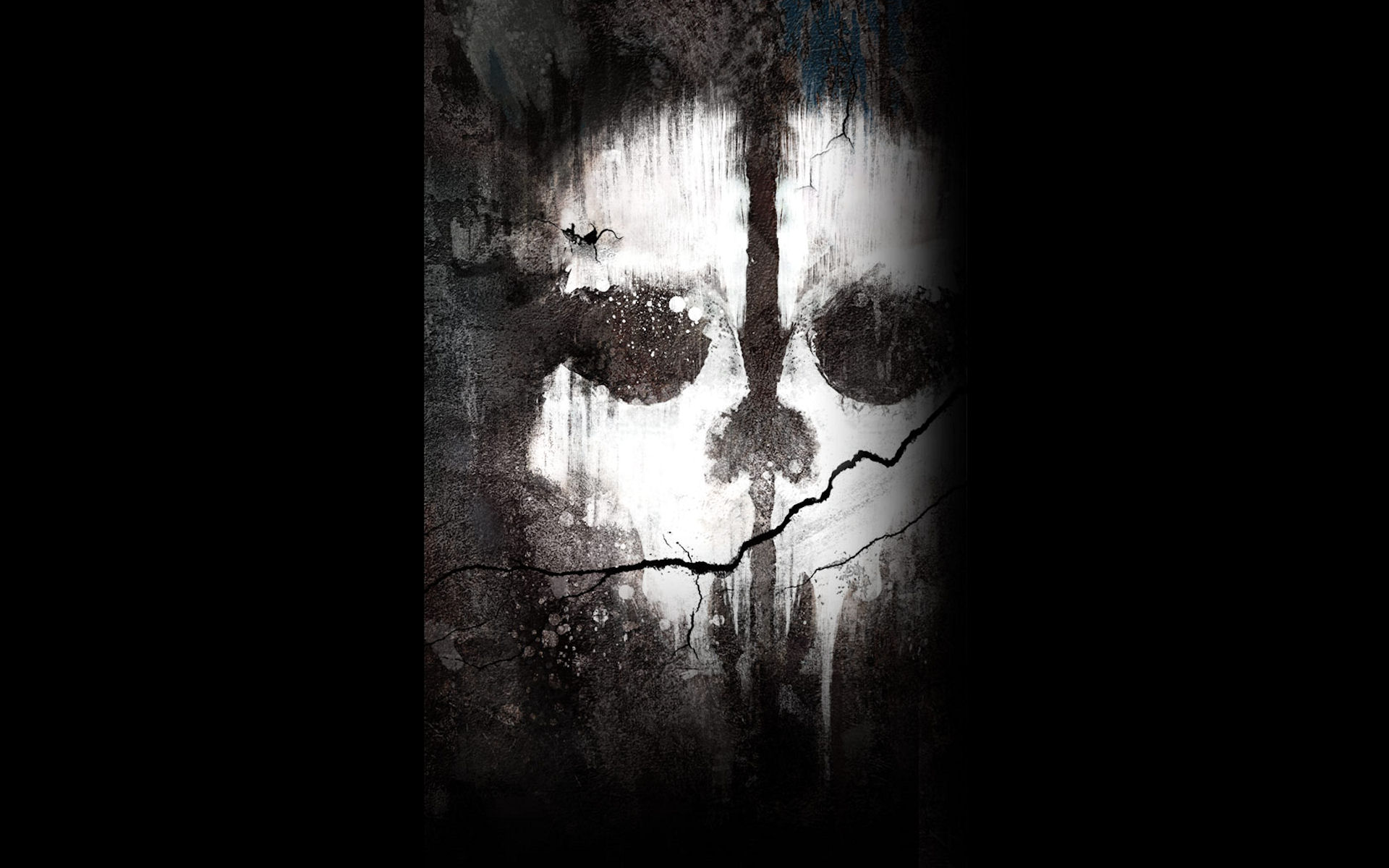 Photo Frame Ideas Call Of Duty Ghosts Skull Wallpaper