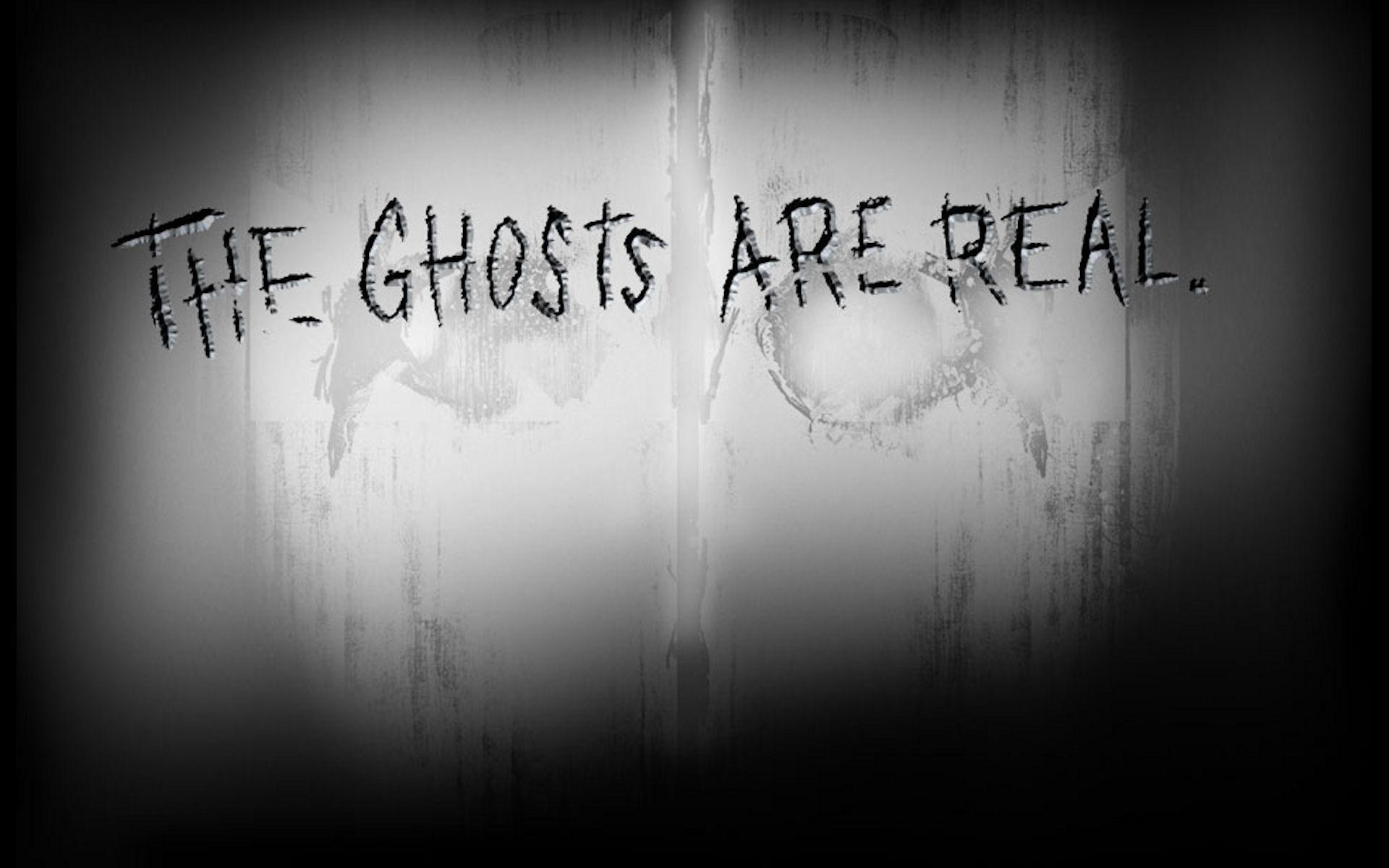Call Of Duty Ghosts Slogan Wallpaper