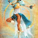 Chun-Li Cosplay Costume