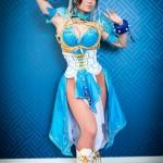 Cosplay Chun-Li Costume