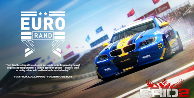 Race driver: grid preview for playstation 3.