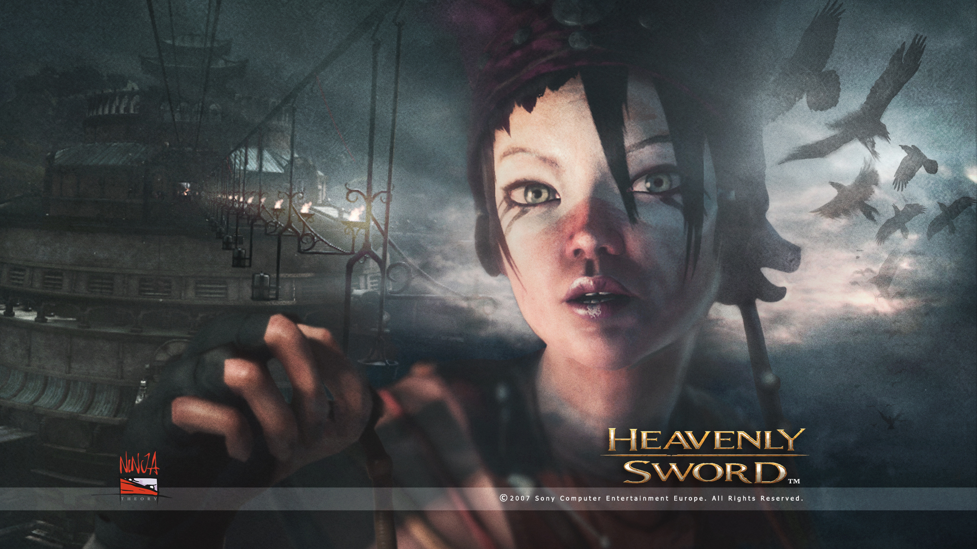 Heavenly Sword Kai Wallpaper