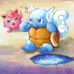 Pokemon 008 Wartortle Artwork