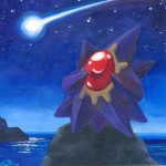 Pokemon 121 Starmie Artwork