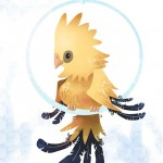 Pokemon 145 Zapdos Artwork