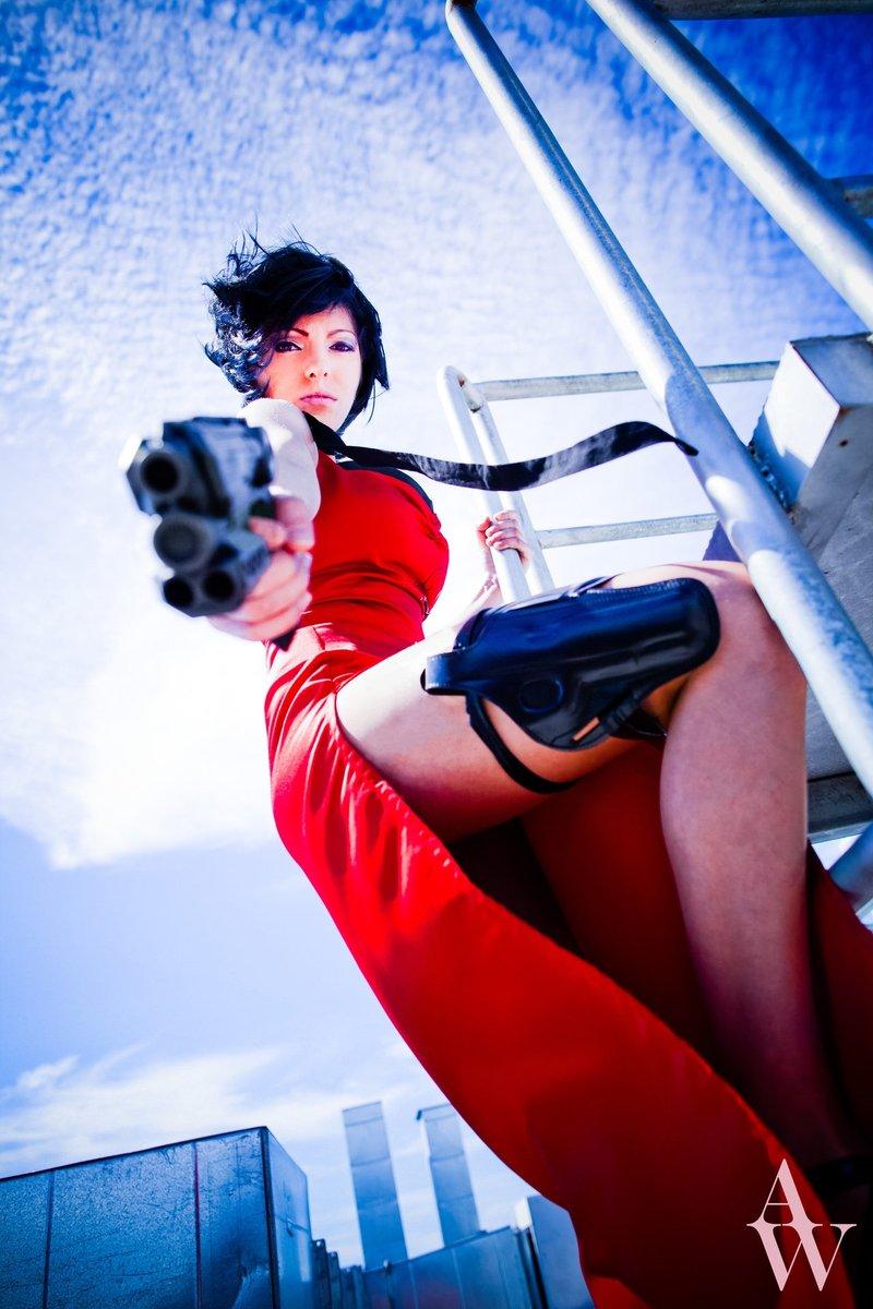 Resident Evil Ada Wong Cosplay