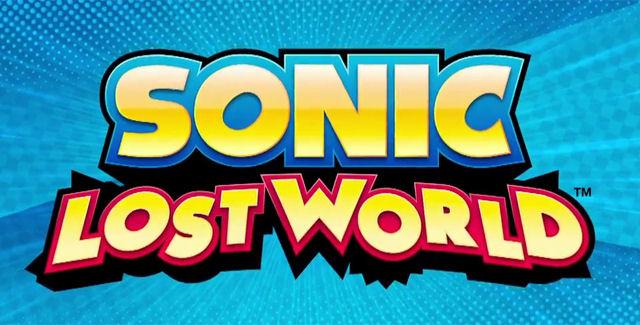 Sonic: Lost World logo