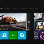 Xbox One Home Menu Picture