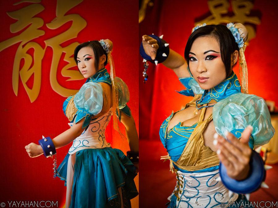 Yaya Han Chun-Li