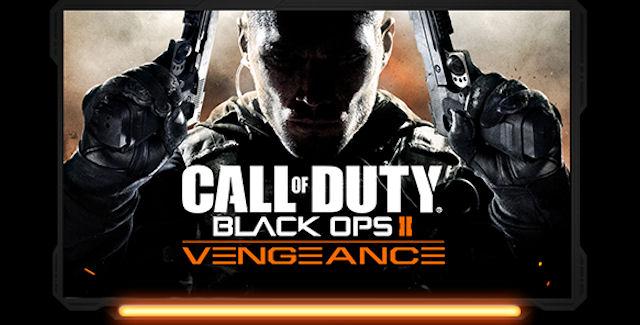 Black Ops 2: Vengeance DLC Release Date