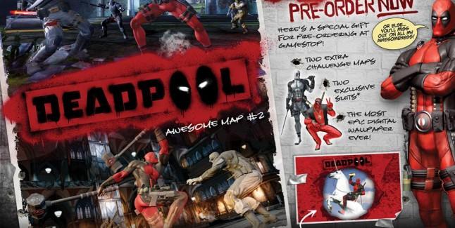 <b>Deadpool</b> Game <b>Cheats</b>
