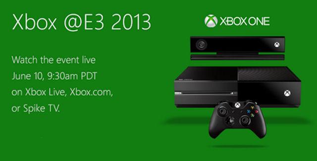 E3 2013 Dates