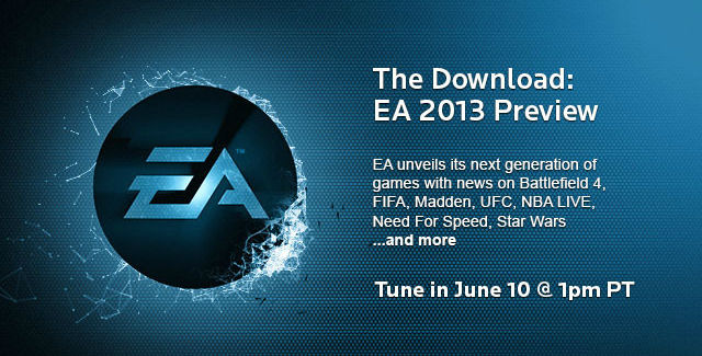 E3 2013 EA Press Conference Roundup