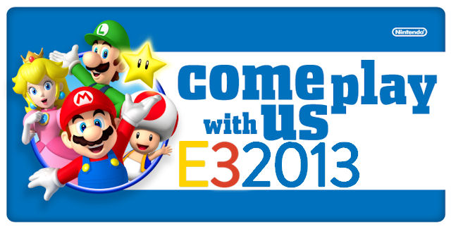 E3 2013 Nintendo Press Conference Roundup