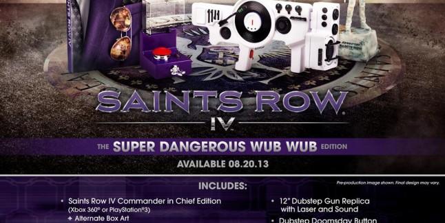 Saints Row 4 Collectors Edition