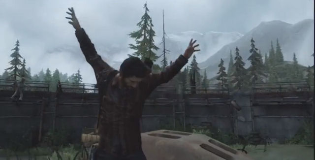 The Last of Us Glitches