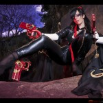 Bayonetta Cosplay Model