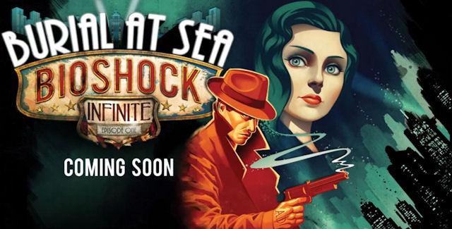 BioShock Infinite: Burial at Sea logo