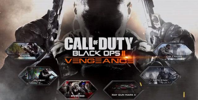 Black Ops 2 Vengeance Walkthrough