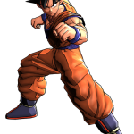 Dragon Ball Z: Battle of Z Goku Artwork