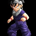 Dragon Ball Z: Battle of Z Kid Gohan Artwork