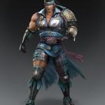 Dynasty Warriors 8 Deng Ai Artwork