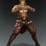 Dynasty Warriors 8 Gan Ning Artwork