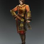 Dynasty Warriors 8 Ling Tong Artwork