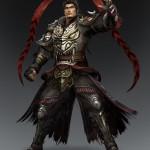 Dynasty Warriors 8 Lu Bu Artwork