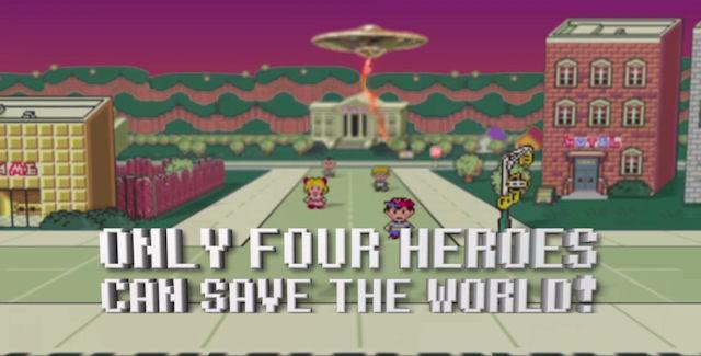 EarthBound Wii U Virtual Console release